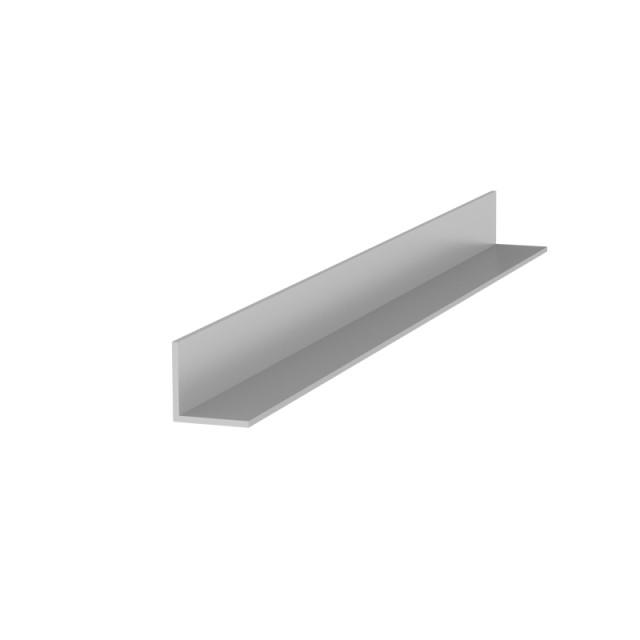 L-SHAPE ALUMINUM PROFILE 15x15 ANODISED